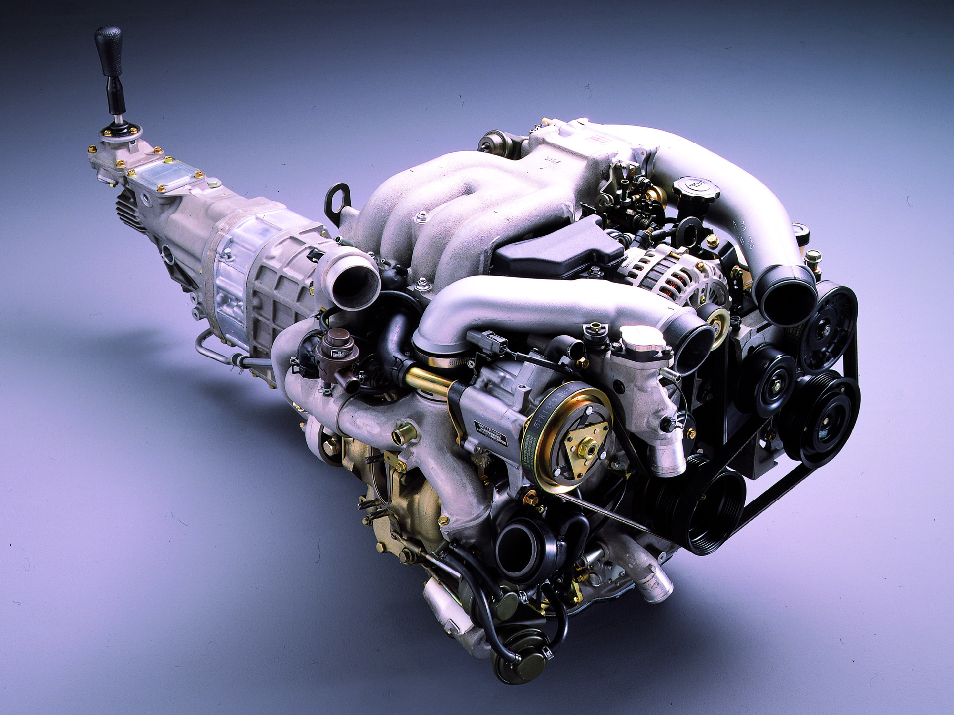 Motor Wankel RE13B, do Mazda RX-7