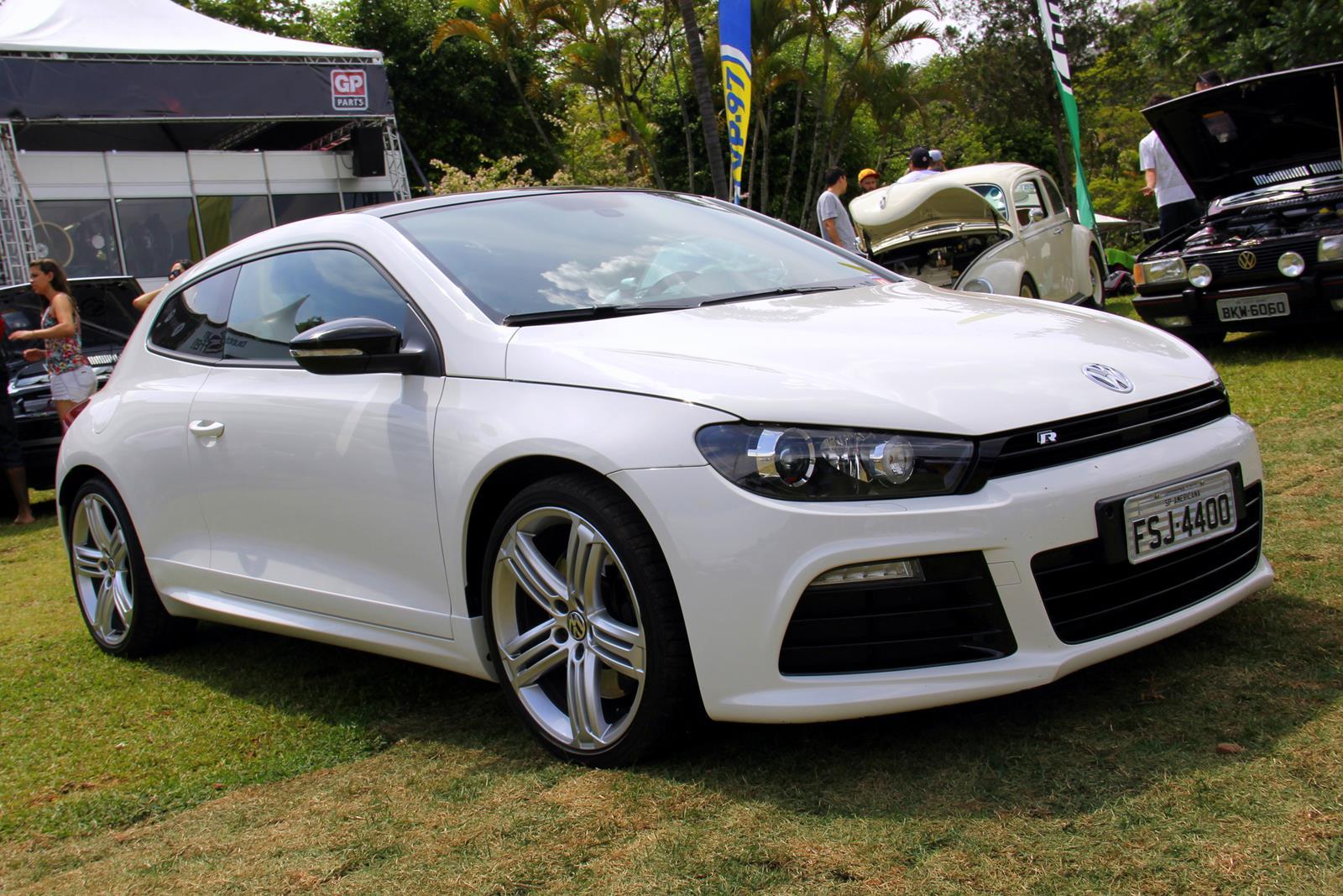 A Volkswagen chegou a cogitar a importação do belíssimo Scirocco no passado. Foi uma pena isso nunca ter acontecido...