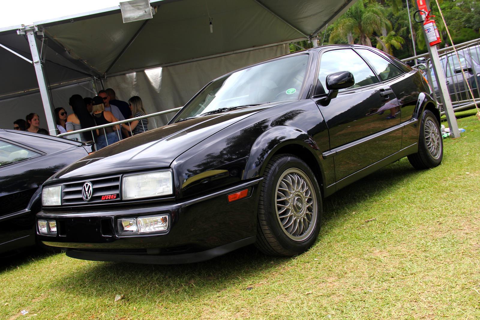 Conta-se que existem apenas 10 Volkswagen Corrado no Brasil. Dois deles estiveram no BGT