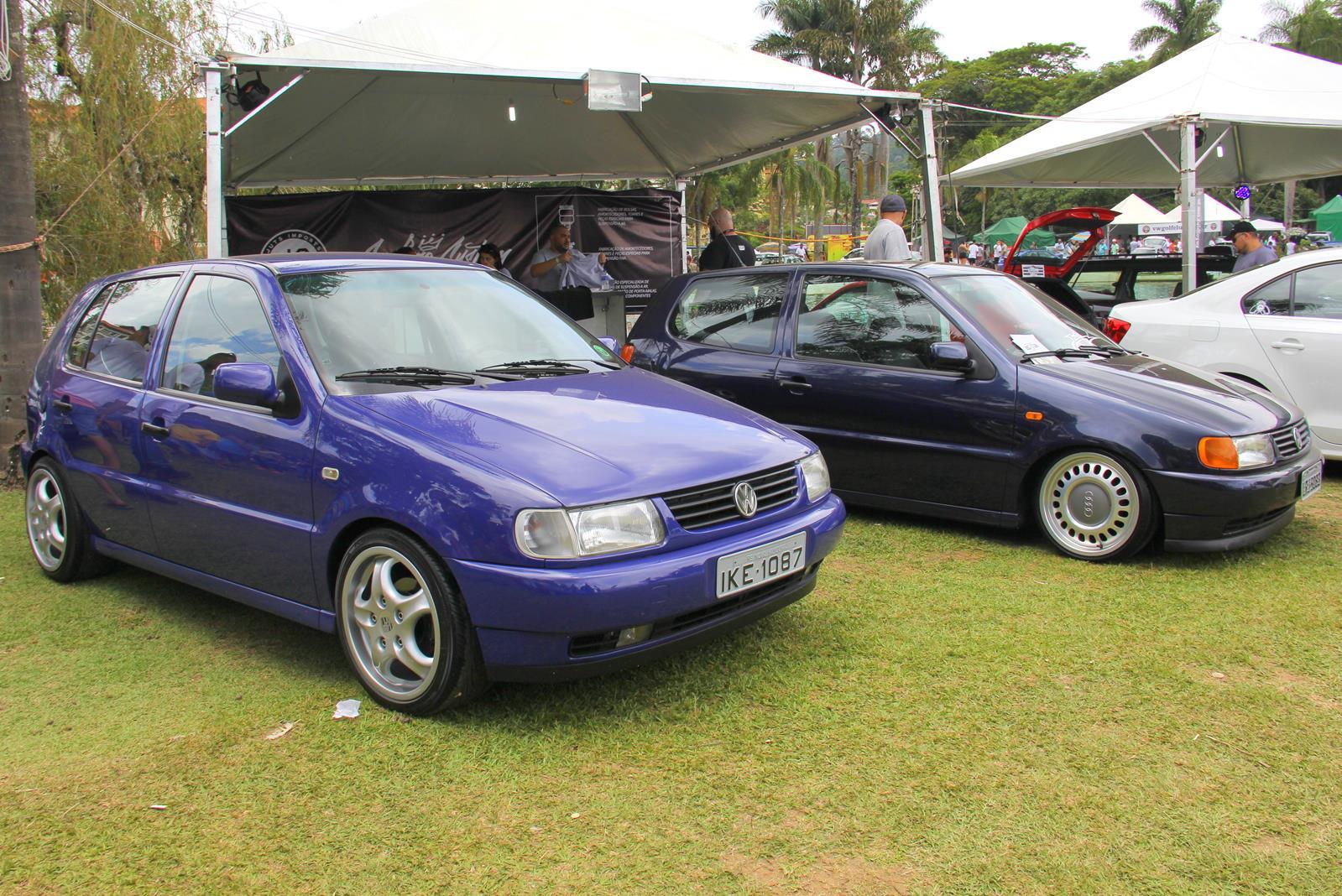 Este Polo Hatch nunca foi vendido no Brasil, apenas seu irmão Seat Ibiza. Mesmo assim, dois marcaram presença