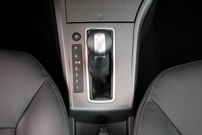 Câmbio automático do Vectra Elite 2.4