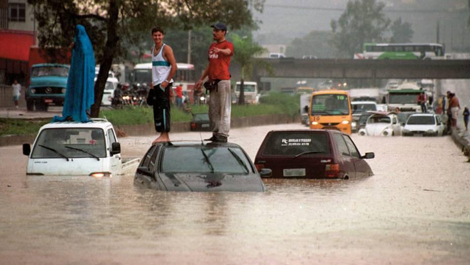 Cesvi desenvolveu o Índice de Danos de Enchente, que classifica os veículos de acordo com o risco que cada um corre de sofrer pane em área de alagamento. A nota vai de zero a cinco estrelas, sendo cinco a maior nota.
