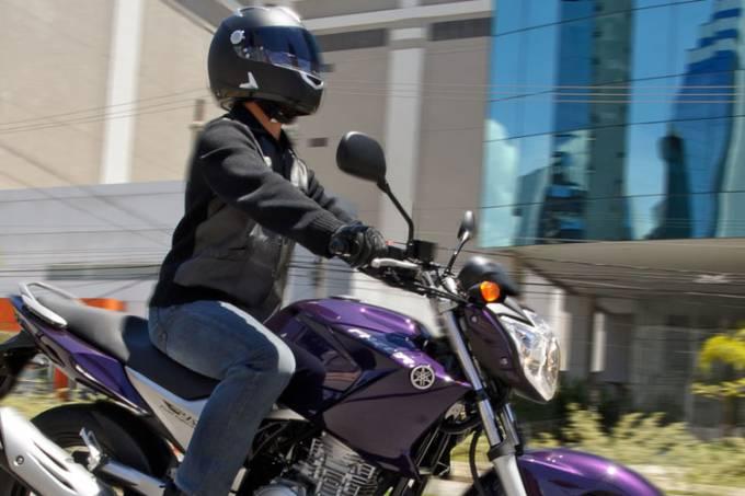 Yamaha Fazer YS 250 2012
