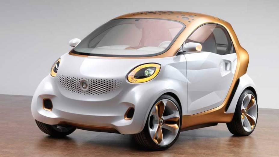 Conceito antecipa o design e tecnologias que estarão presentes na próxima geração do modelo
