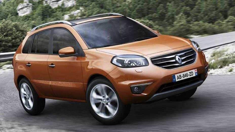 Crossover top de linha da Renault comçea a ser vendido em outubro
