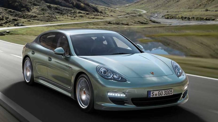Porsche diz que este é o modelo mais eficiente já produzido por ela