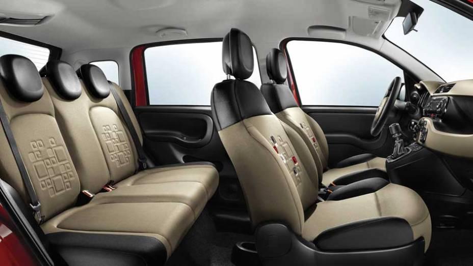 Panda 4x4 deve ser lançado em breve pela Fiat