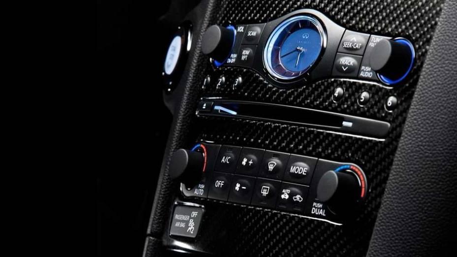 FX50 performance Concept by Vettel não tem previsão de entrar em produção