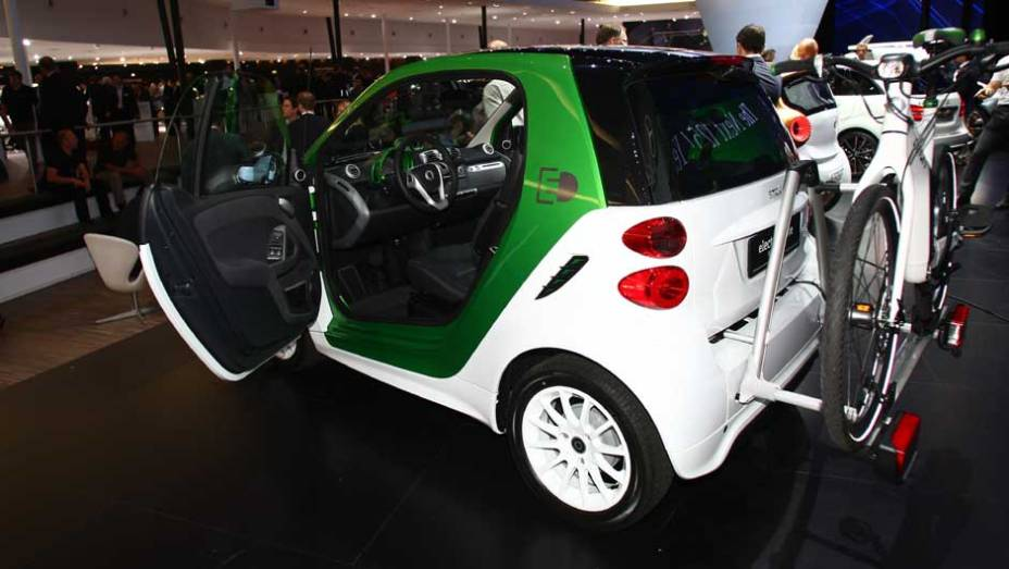 Smart ForTwo Eletric