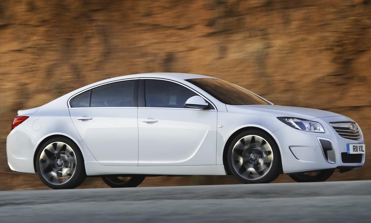 Opel Insigma OPC