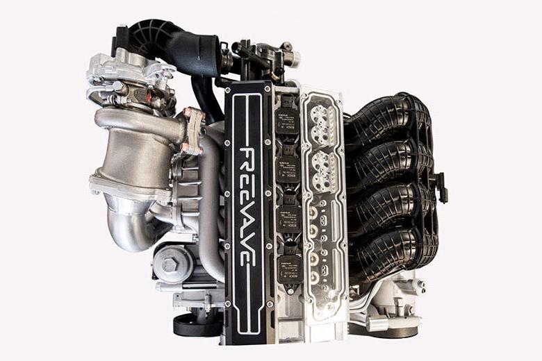 A chinesa Qoros será a primeira fabricante a testar o motor sem comando de válvulas