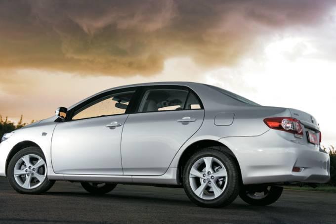 Corolla 2.0 XEi aut. – ed. 4/2011