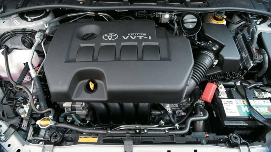 Motor entrega 153 cv