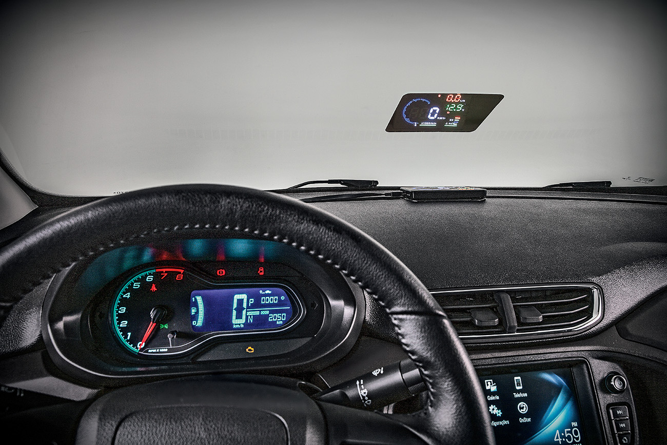 Easy Driving Head-Up Display