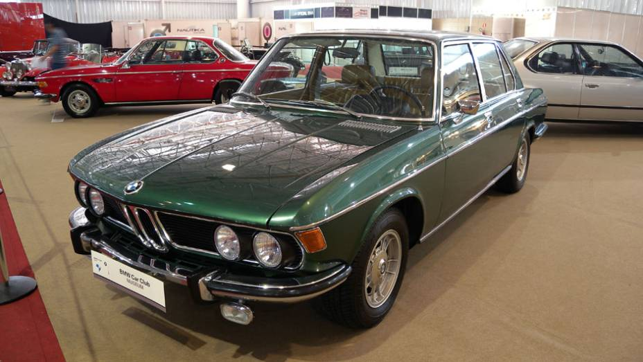 BMW 2800 E3