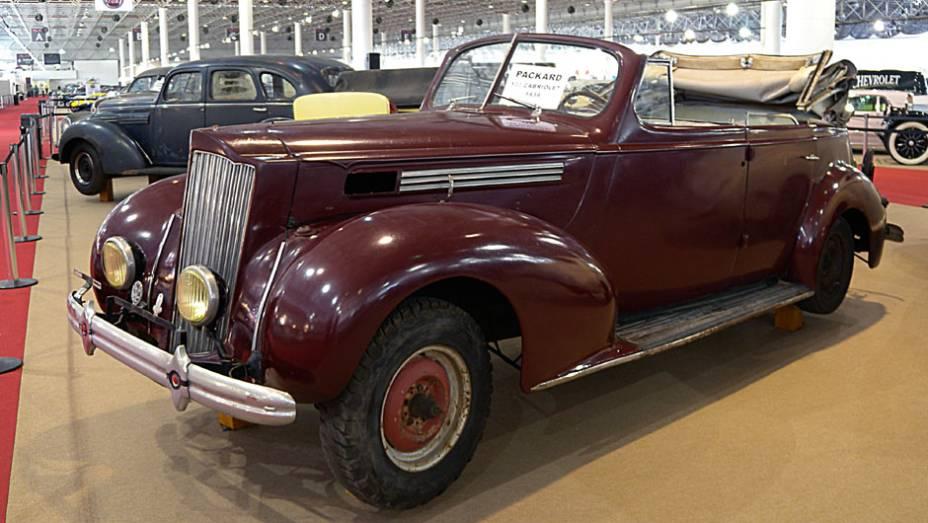 Packard 120 Cabrio 1939