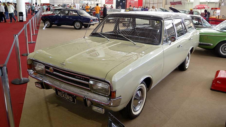 Opel Rekord 1971