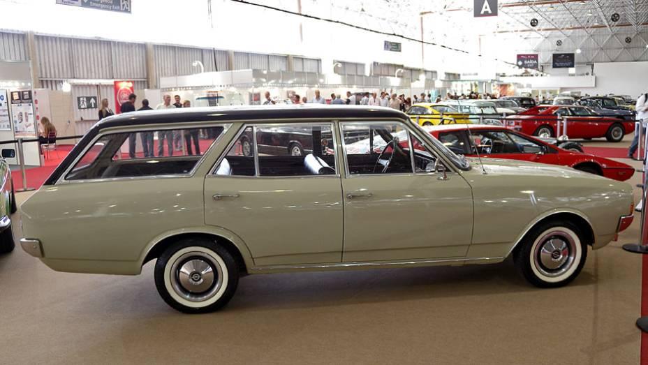 Modelo é considerado a Caravan alemã