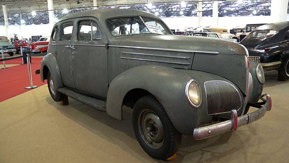 Studebaker Commander Sedan 1938
