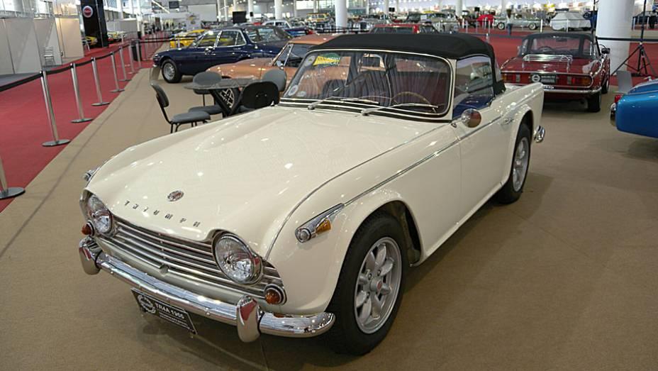 Triumph TR4A 1966