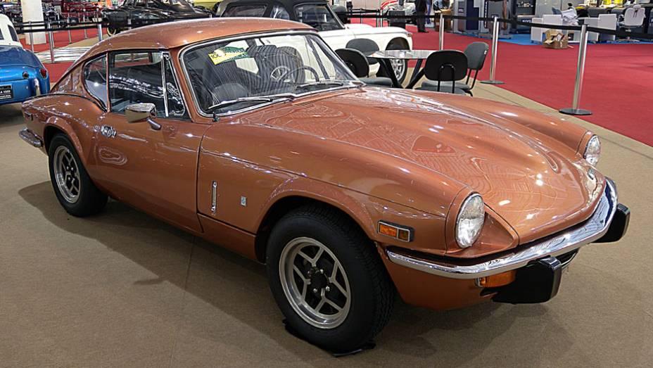 Triumph GT6 MK3 1972
