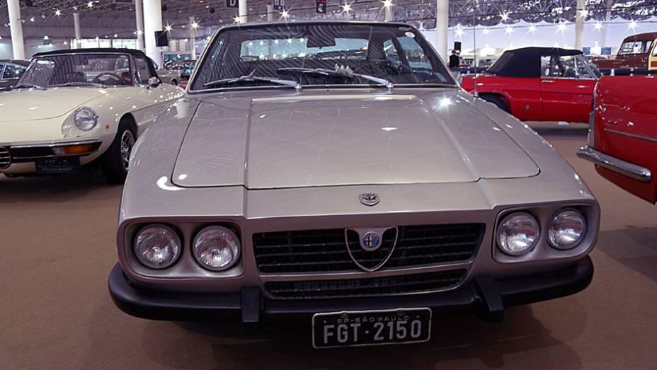 Criado por Toni Bianco, o Furia GT foi produzido sob licença da FNM