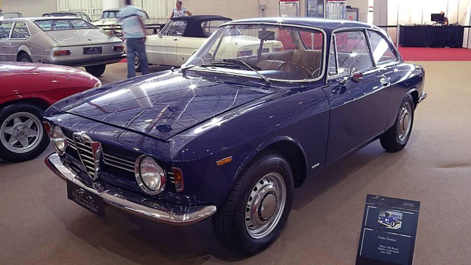 Alfa Romeo Giulia Sprint 1966