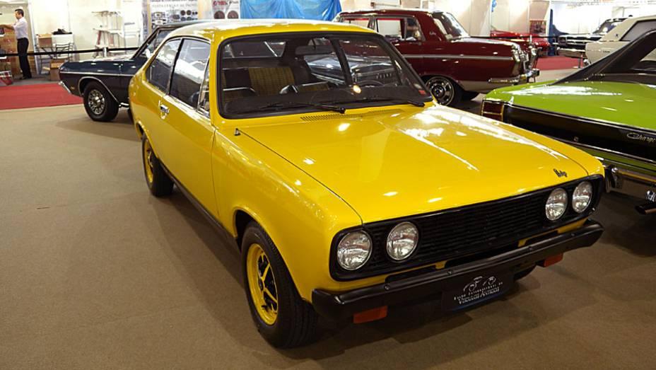 Dodge Polara 1800 SE, também conhecido como Dodginho