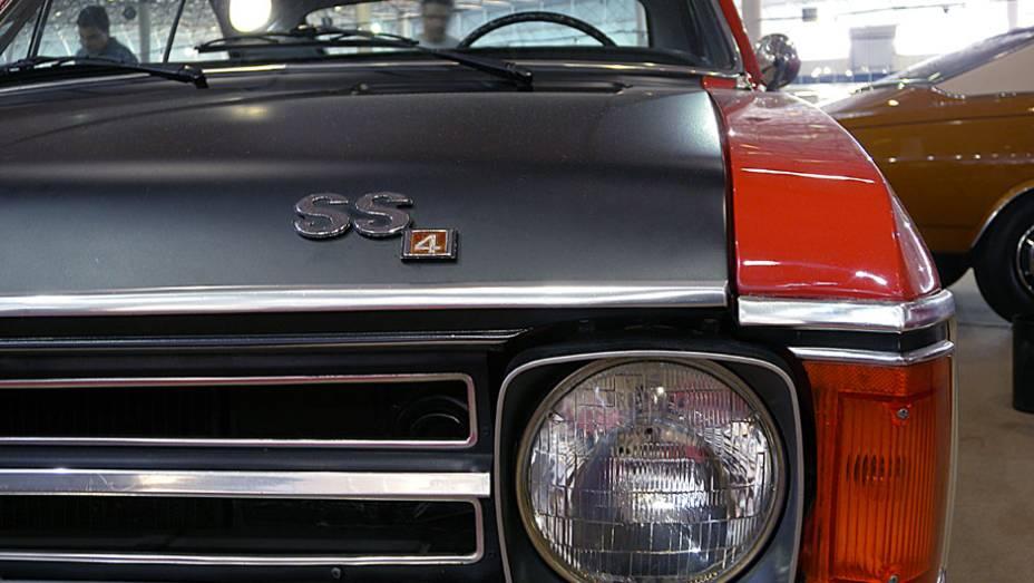 Com acabamento e apelo esportivo, Opala SS estreou em 1971