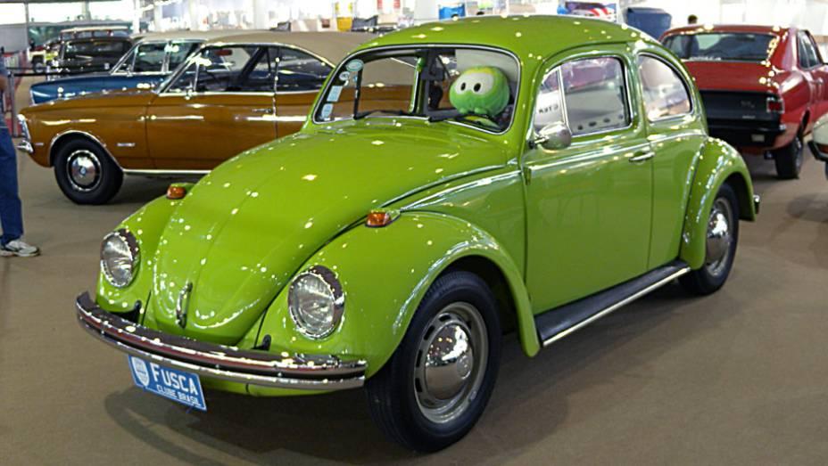 Primeira versão do Volkswagen Fusca