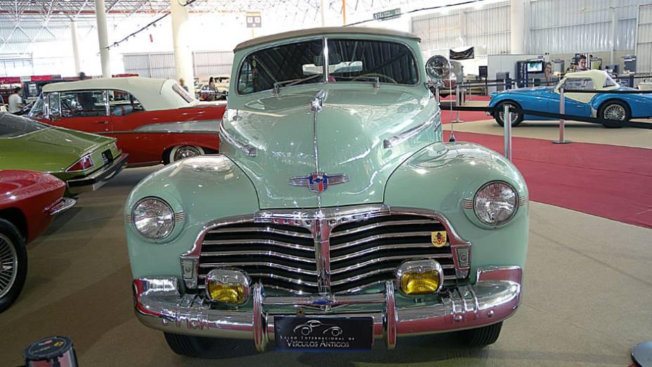 Modelo é da década de 40