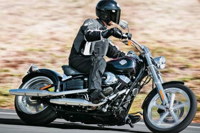 Harley-Davidson Softail Rocker C