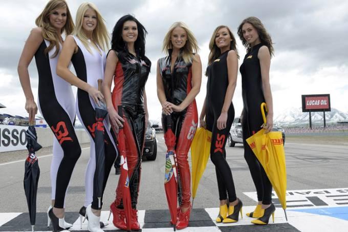 Garotas do SBK nos EUA