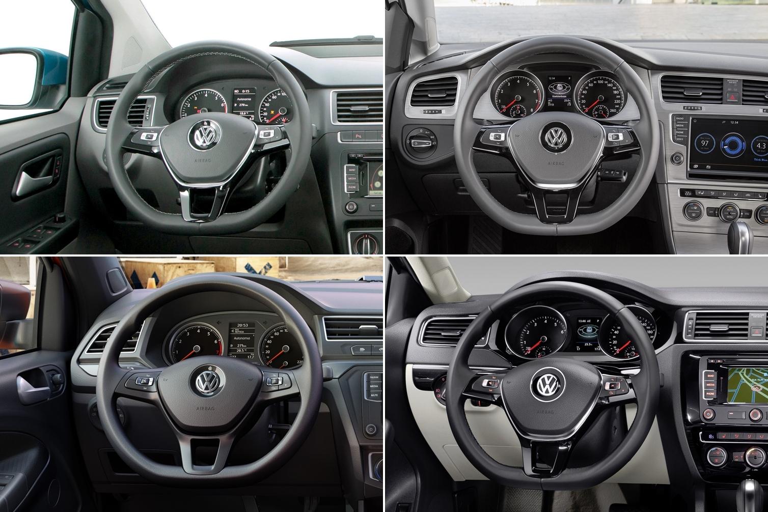 Volantes da Volkswagen