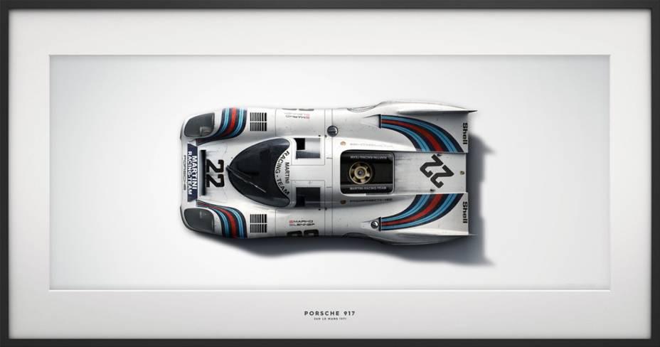 Porsche 917 - 24h Le Mans 1971