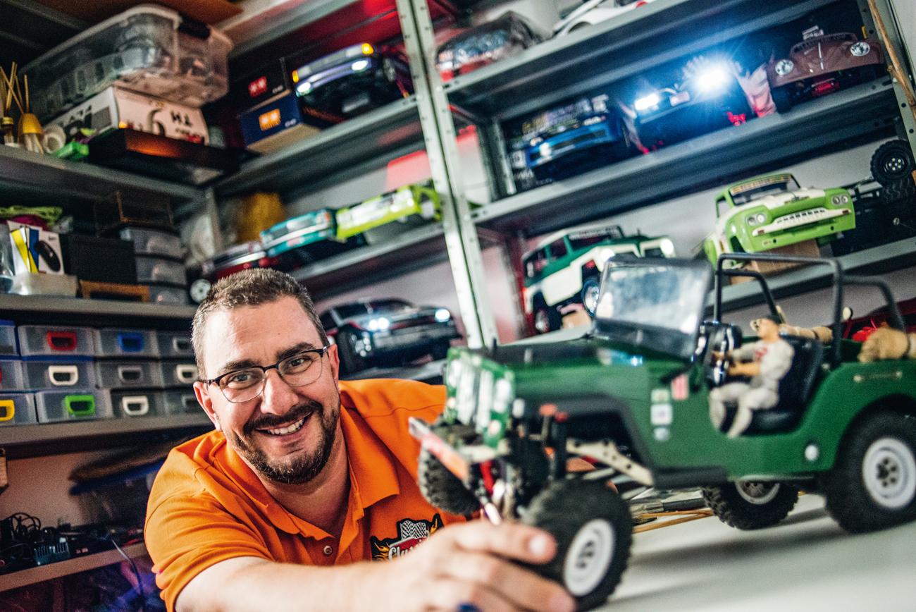Os modelos de Torns custam a partir de R$ 1.500. O Jeep Wrangler, com motor elétrico, sai por R$ 2.500