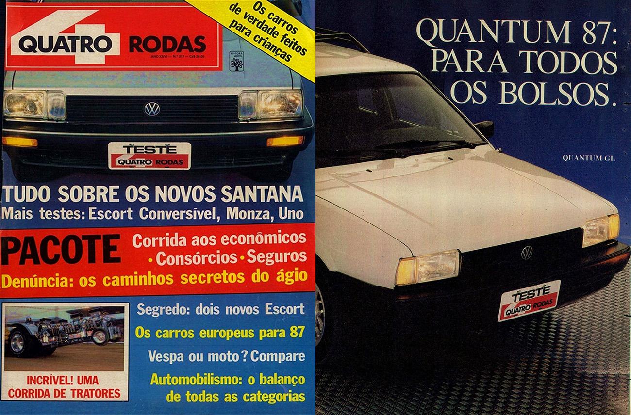Quatro Rodas / dezembro de 1986