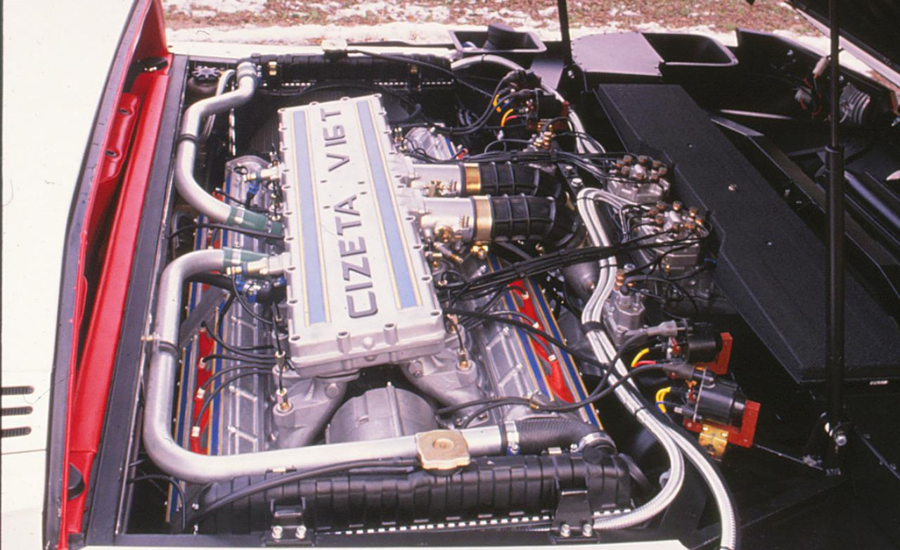 Cizeta V16T