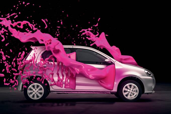 Os Eleitos 2016: Toyota Etios hatch