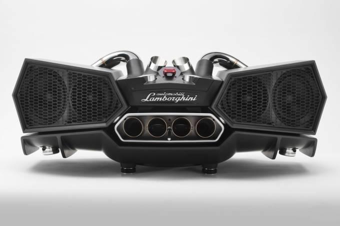 Ixoost EsaVox Lamborghini