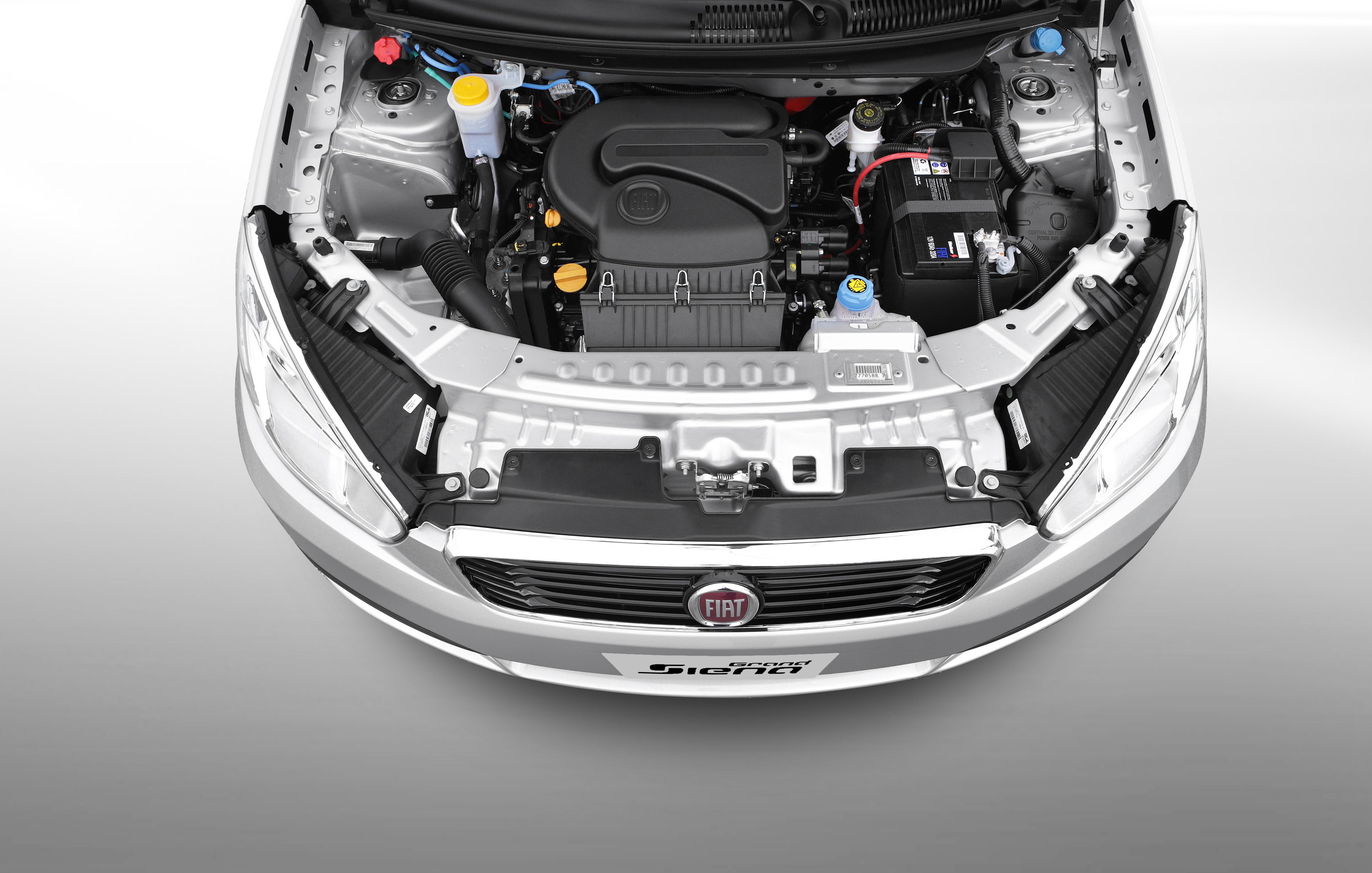 Fiat Grand Siena Attractive 1.0