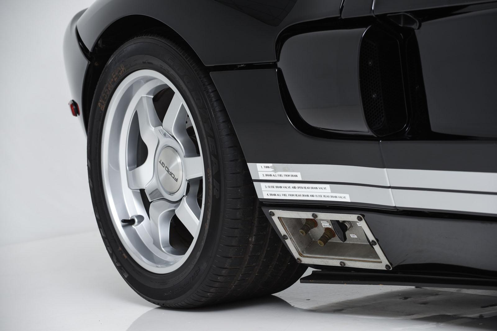 Roda do Ford GT