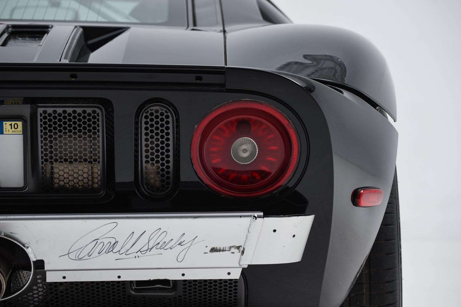 Para-choque do Ford GT
