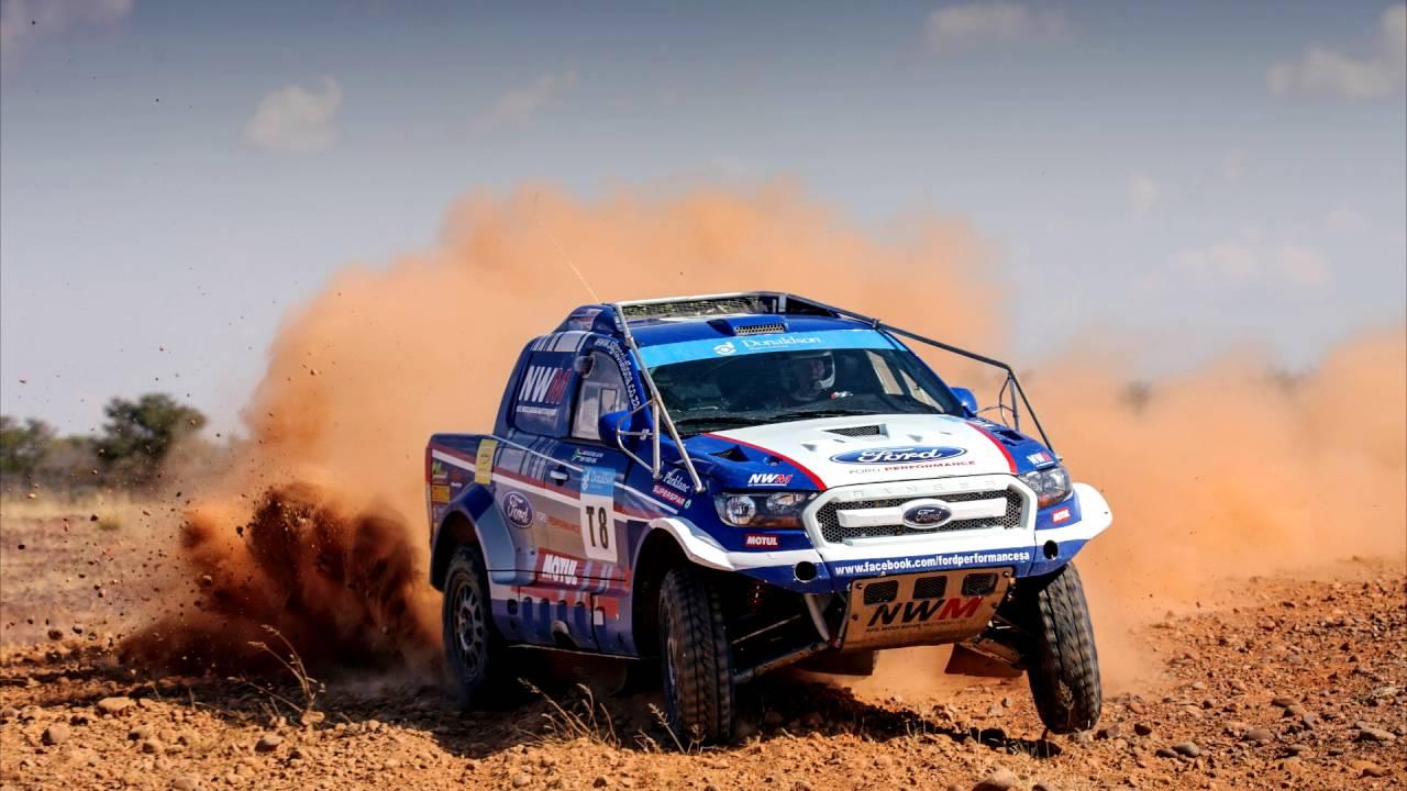 Famosa na América do Sul, Ranger terá dois veículos participando da edição 2017