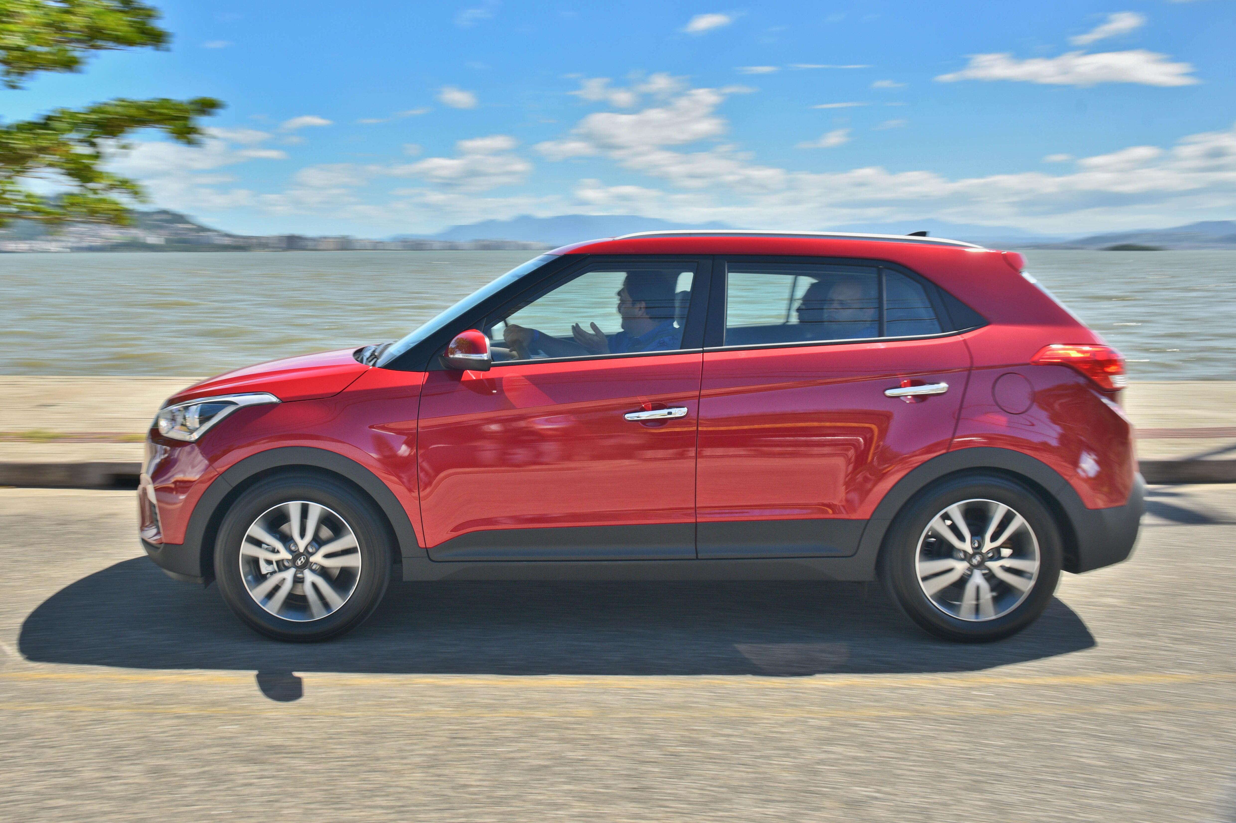 Hyundai Creta 2.0 Prestige automático
