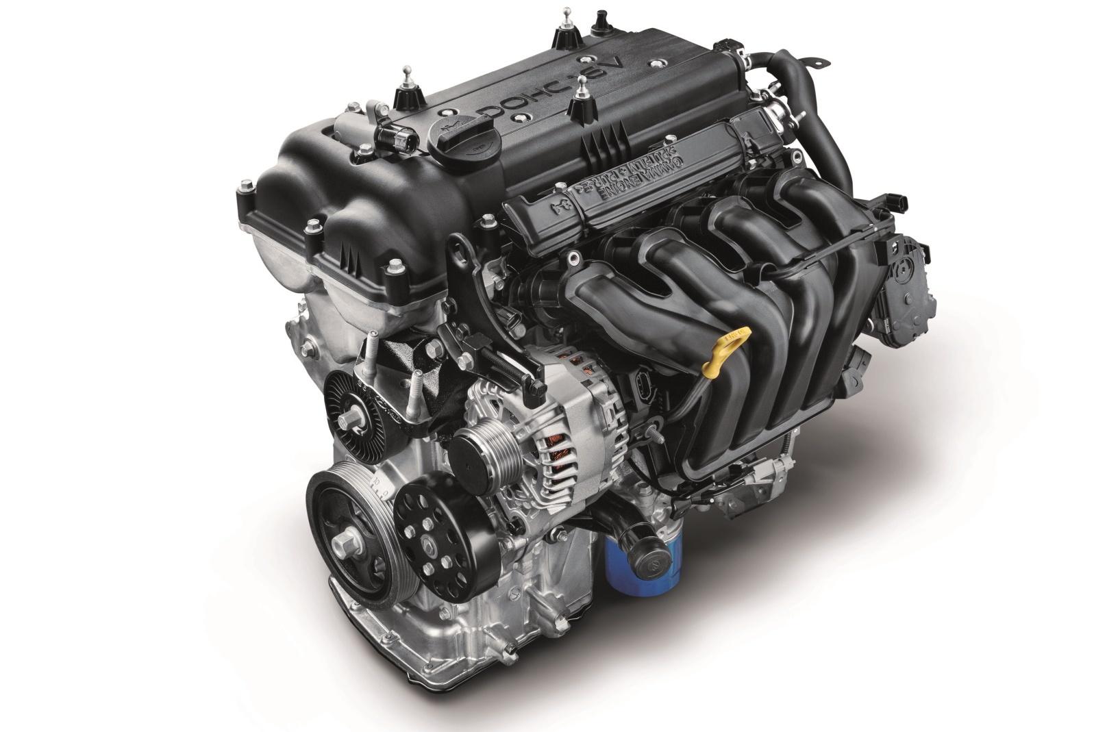 Motor Hyundai 1.6 dual vvt