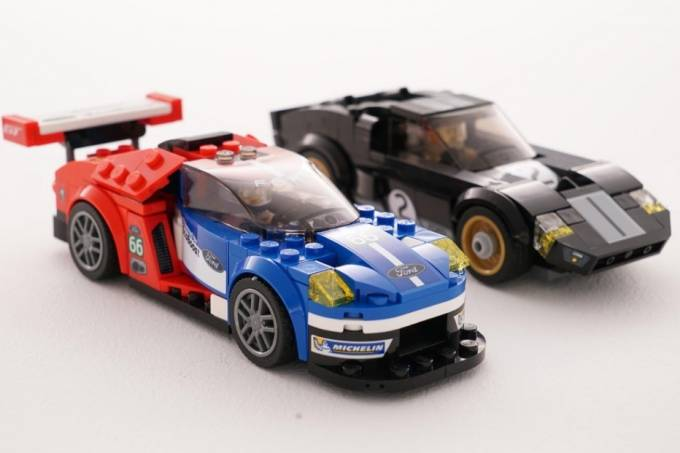 Lego Ford GT e GT40