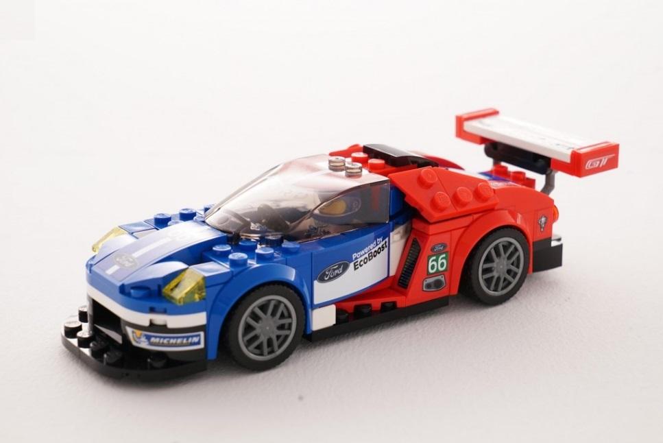 Kit de Lego do Ford GT