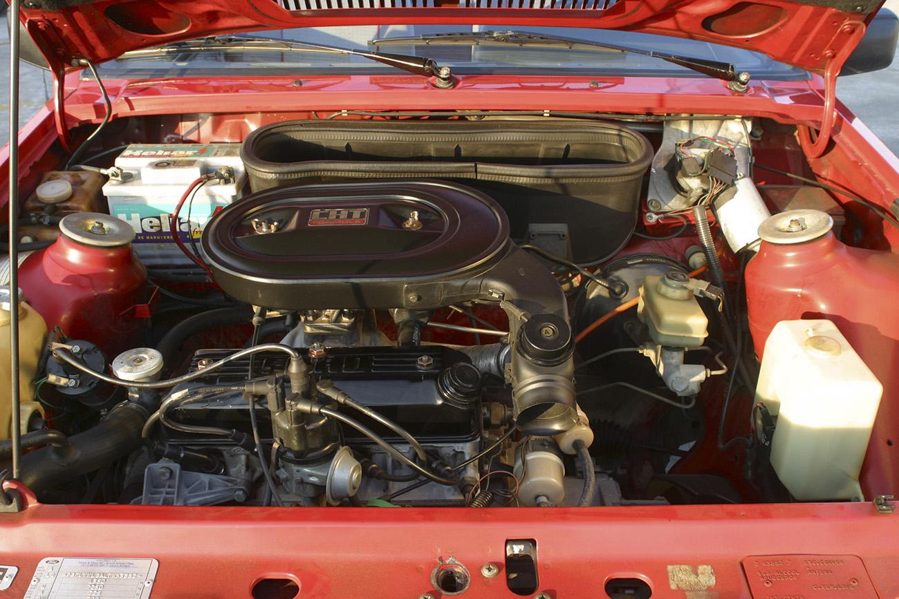 Limitado, o motor 1.6 CHT de 82 cv não faz o coração disparar