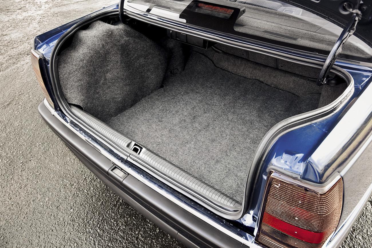 Porta-malas de 452 litros era o maior entre os concorrentes